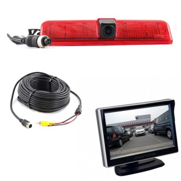 Ampire Rückfahrkamera Monitor Set VW Caddy 2003-2015