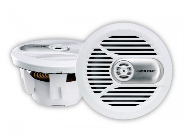 Alpine SPR-M700W weiß Paarpreis