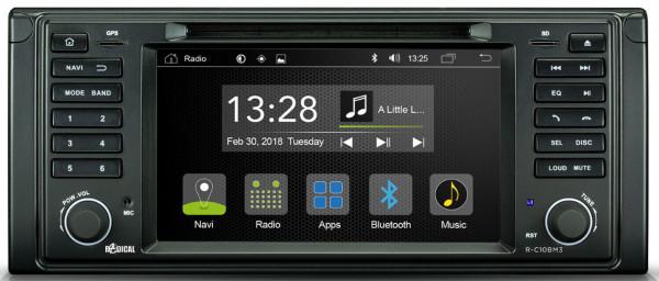 Radical R-C10BM3 BMW 5er Radio Navigation