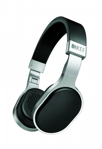 KEF M500 Kopfhörer Silver