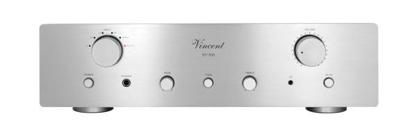 Vincent SV-500 silber