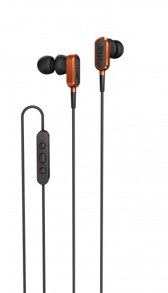 KEF M100 Kopfhörer Sunset Orange