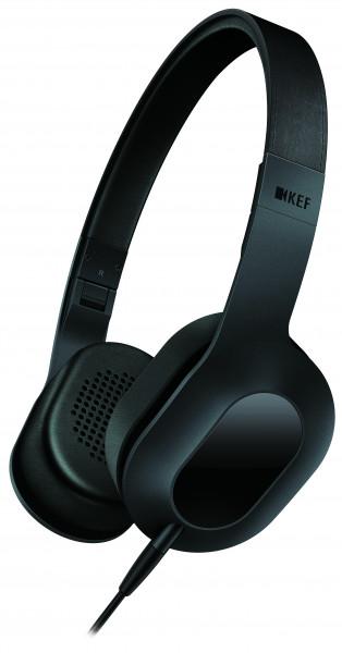 KEF M400 Kopfhörer Black