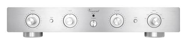 Vincent SA-32 Stereo Vorverstärker silber