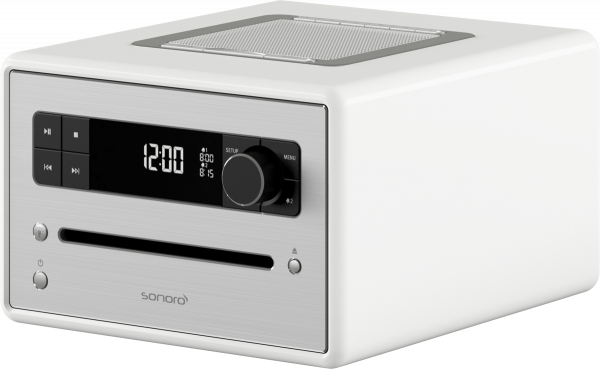 Sonoro CD2 weiß hochglanz