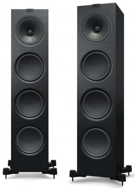 KEF Q950 schwarz / B-Ware / Paarpreis