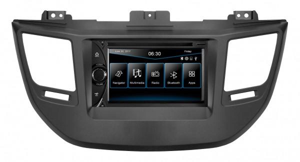 ESX VN6313D Navigation Hyundai Tucson