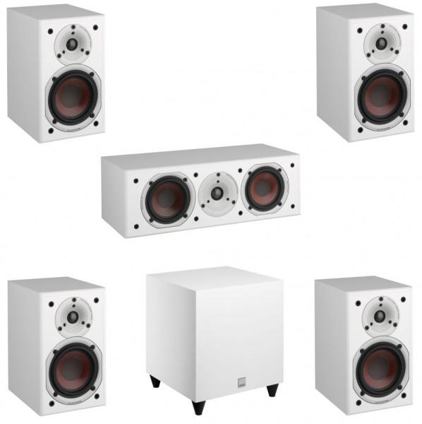 Dali Spektor 1 Surround Set 5.1 weiß