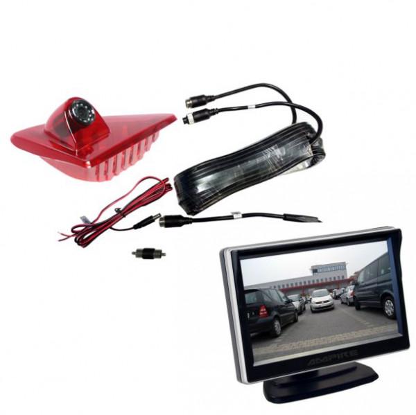 Ampire Rückfahrkamera Monitor Set Opel Movano Renault Master Nissan NV400