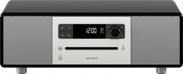 Sonoro Stereo 2 hochglanz schwarz