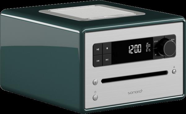Sonoro CD2 smaragdgrün hochglanz
