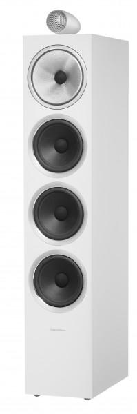 B&W 702 S2 Weiß Stückpreis