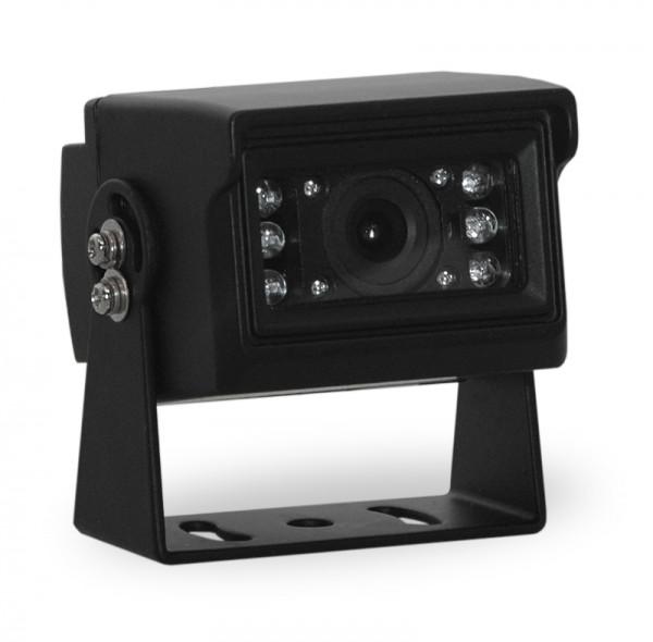 Ampire KC203-BLK Universal Rückfahrkamera schwarz