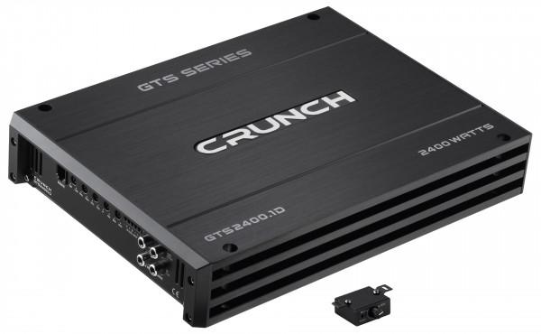 Crunch GTS2400.1D Bass Mono Endstufe