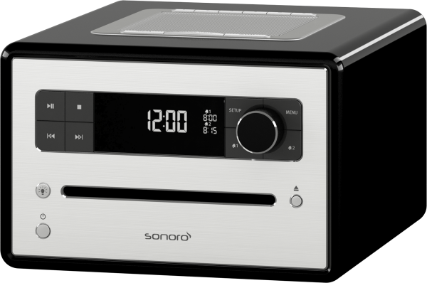 Sonoro CD2 schwarz hochglanz
