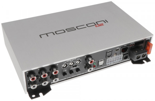 Mosconi Gladen D2 80.6 DSP