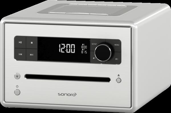 Sonoro CD2 silber hochglanz