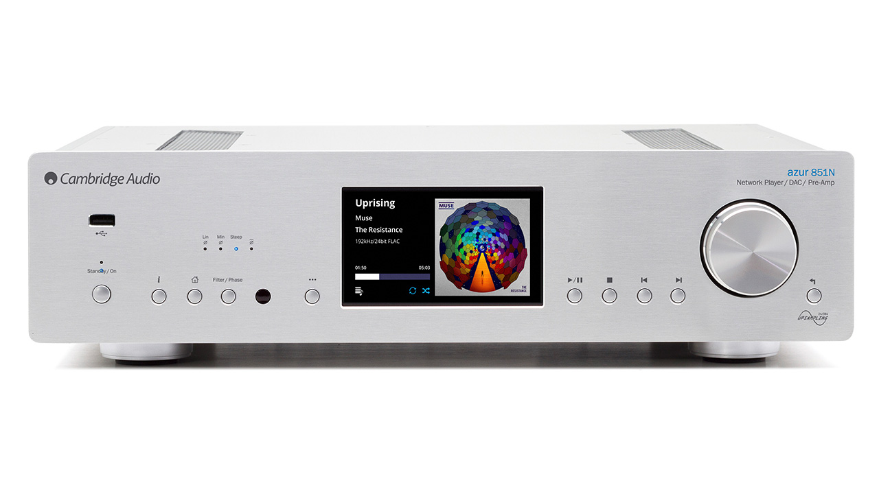 Yamaha Network Streamer