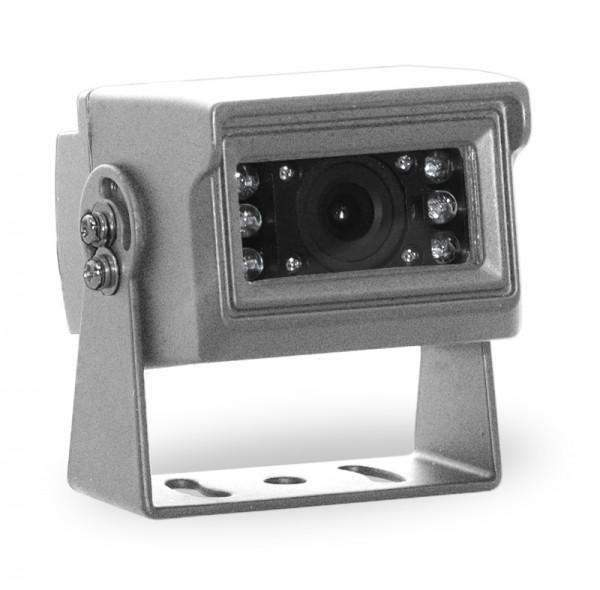 Ampire KC203-SIL Universal Rückfahrkamera silber