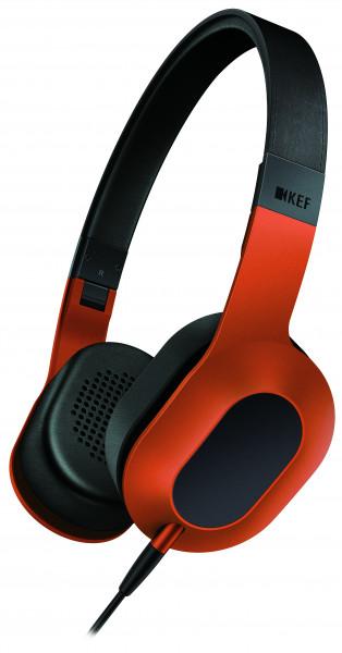 KEF M400 Kopfhörer Sunset Orange