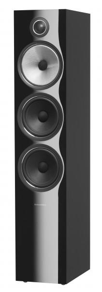 B&W 703 S2 Schwarz Stückpreis