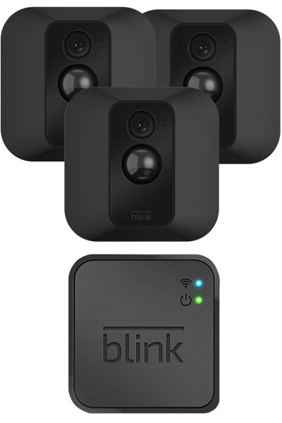 Blink Kamera Set 1xModul 3xXT Kamera