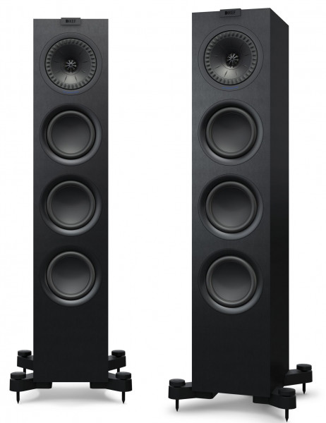 KEF Q550 schwarz Stückpreis