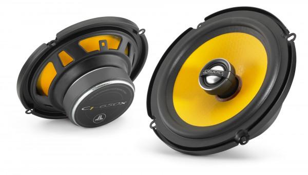 JL-Audio C1-650x 16,5cm Koax System