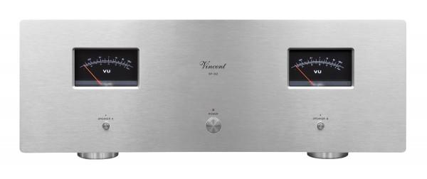 Vincent SP-332 silber Stereo Hybrid-Endstufe