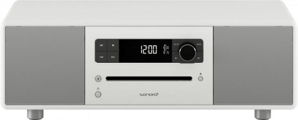 Sonoro Stereo 2 hochglanz weiß