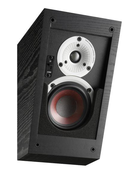 Dali Alteco C-1 schwarz Paarpreis