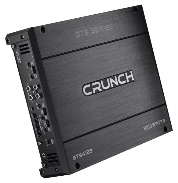 Crunch GTS4125 4-Kanal Endstufe