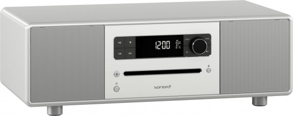 Sonoro Stereo 2 silber