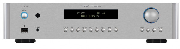 Rotel RCD-1572 silber