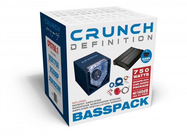 Crunch CPX750.1 Paket