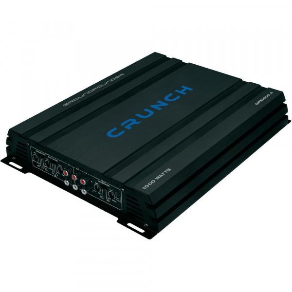 Crunch GPX1000.4 4-Kanal Endstufe