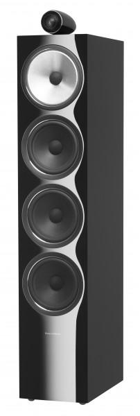 B&W 702 S2 Schwarz Stückpreis