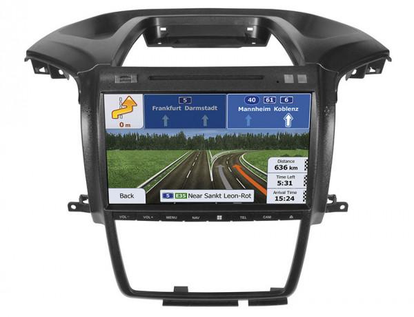 ESX VNC1045-DBJ Caravan Navigation Fiat Citroen Peugeot