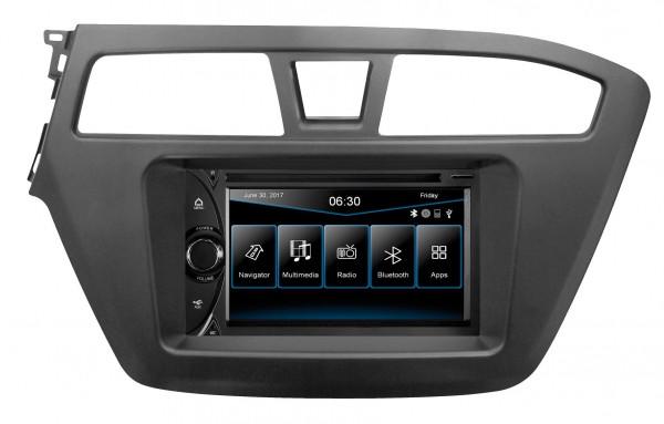 ESX VN6314D Navigation Hyundai i20