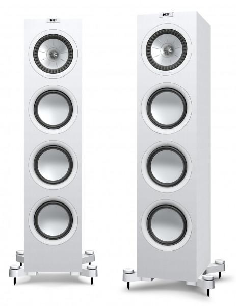 KEF Q750 weiß Stückpreis / B-Ware