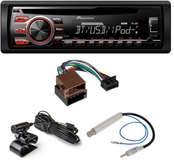 Pioneer VW Golf 4 Radio Kit mit Bluetooth USB iPOD iPhone Steuerung