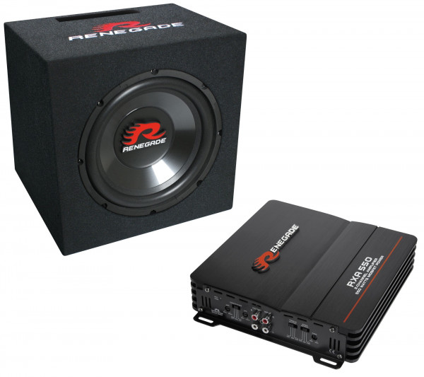 Renegade RBK550 Soundpaket