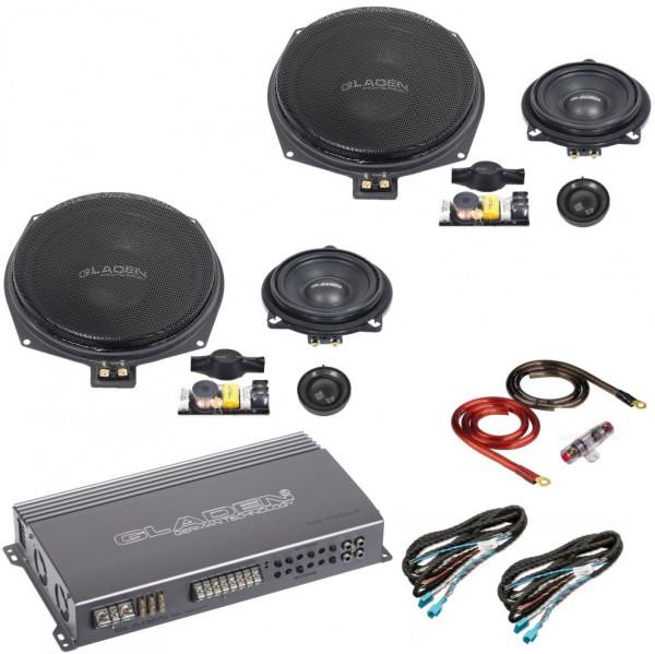 GLADEN Soundsystem für BMW