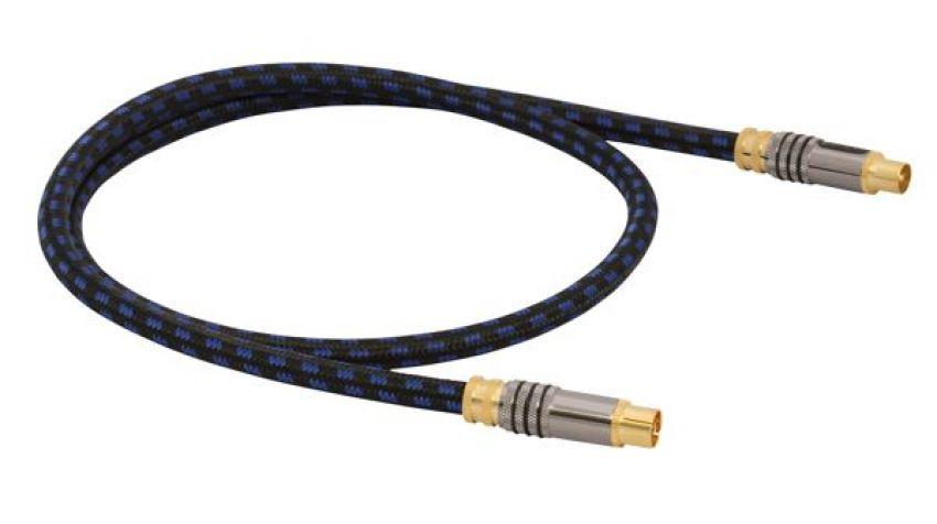 goldkabel highline antenne 10m antennen kabel adapter kabel hifi heimkino hifi. Black Bedroom Furniture Sets. Home Design Ideas