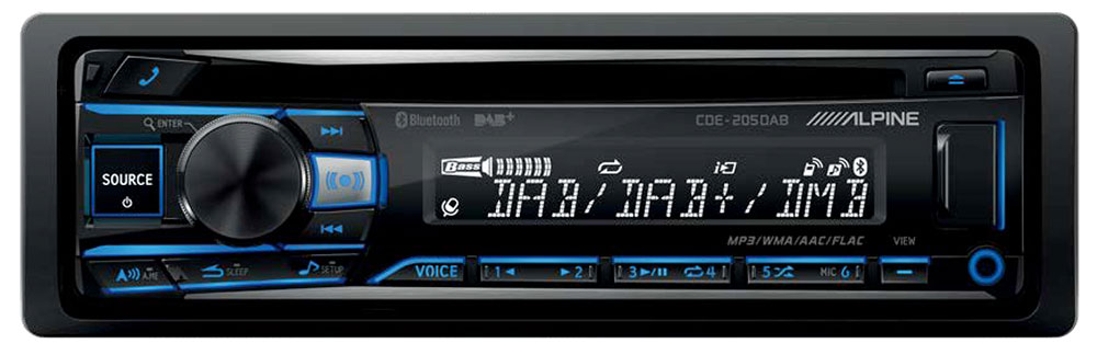 1 din cd tuner mit bt autoradio navigation car hifi. Black Bedroom Furniture Sets. Home Design Ideas