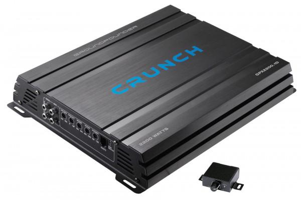 Crunch GPX2200.1D Mono-Kanal Endstufe