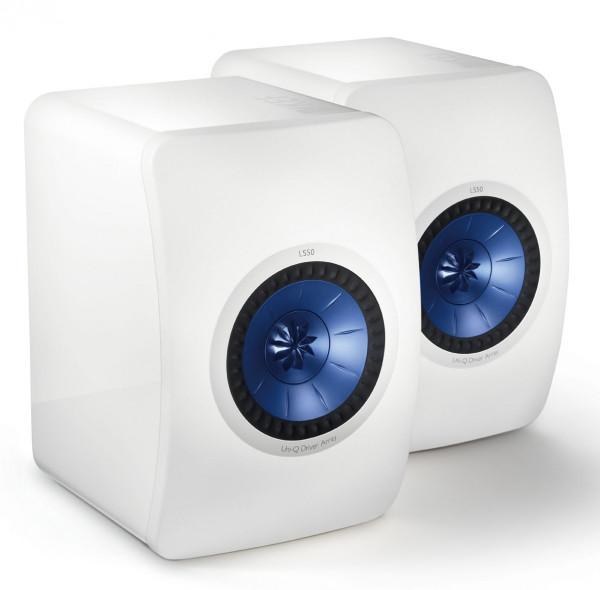 KEF LS50 weiß Paarpreis