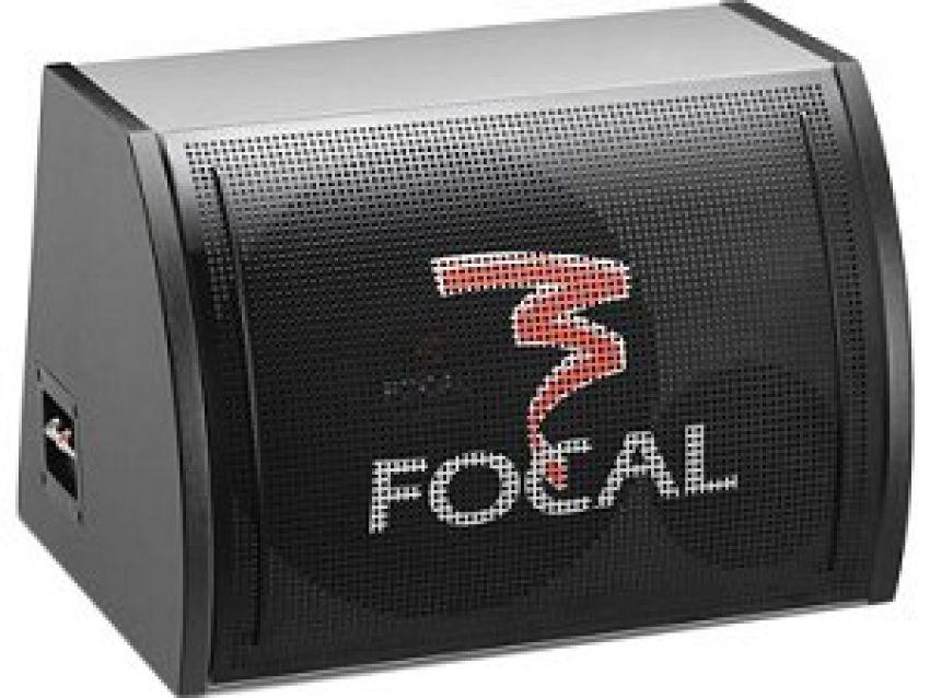 focal access1 bassreflex subwoofer 25cm focal subwoofer ebay. Black Bedroom Furniture Sets. Home Design Ideas