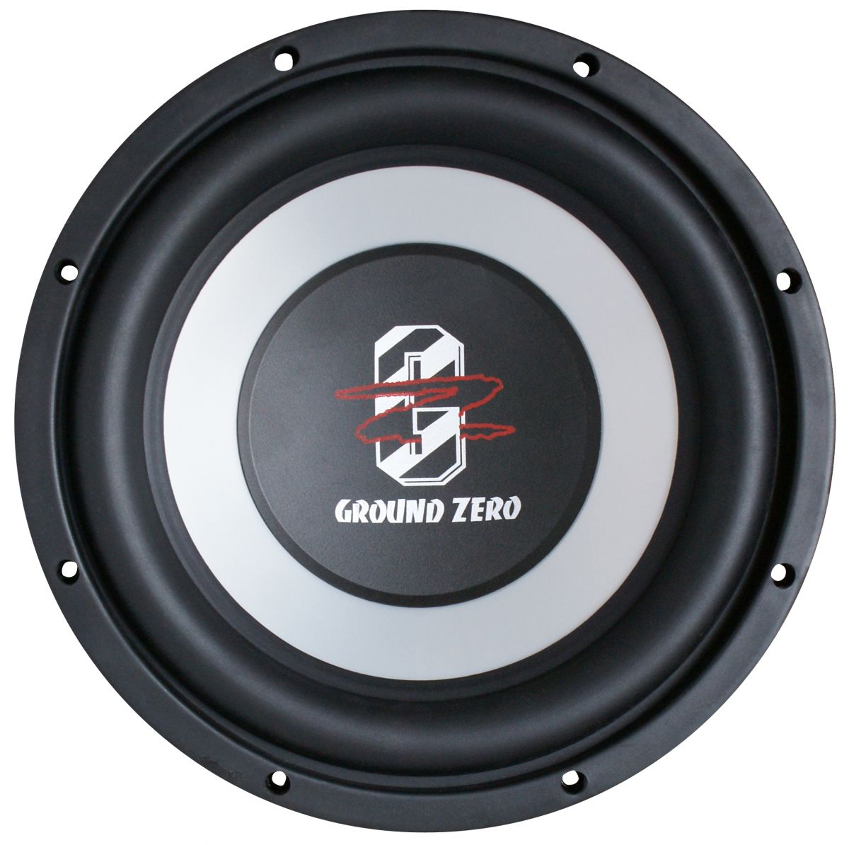ground zero gziw 250x subwoofer bass 25cm 10zoll ground. Black Bedroom Furniture Sets. Home Design Ideas
